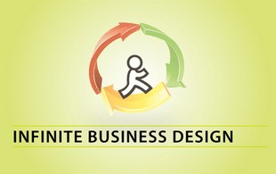 Infinite Business Design Logo