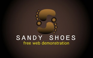 Saydy Shoes web 2.0 Logo